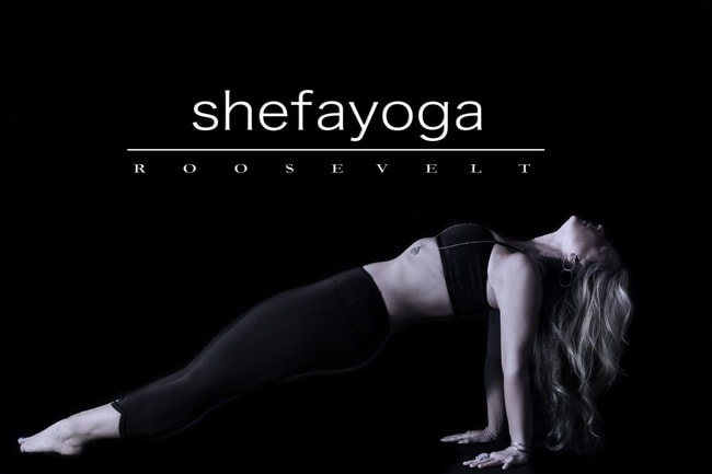 shefayoga | Courtesy of shefayoga Roosevelt