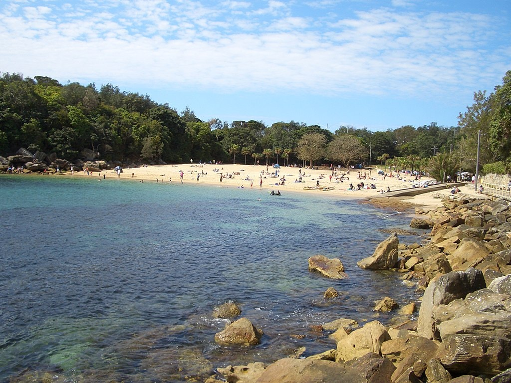 Shelly Beach, Manly | © J Bar/Wikimedia Commons