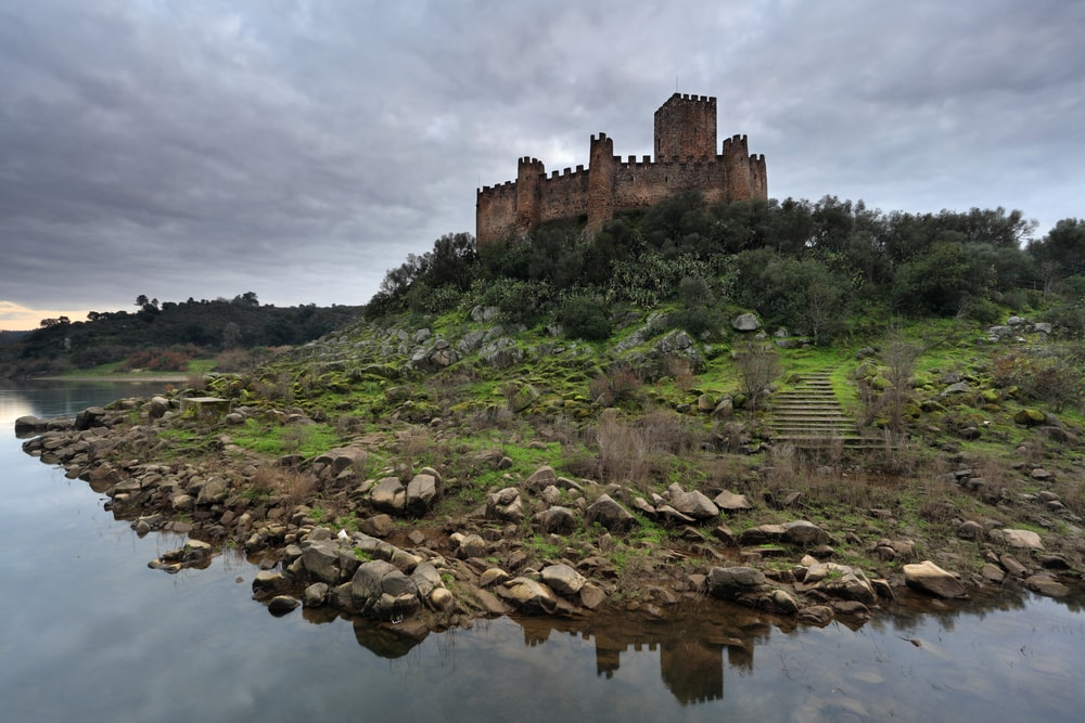 Almourol Castle, Portugal | © ARoxoPT/Shutterstock