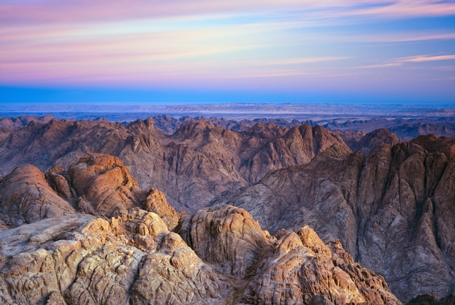 20 Natural Wonders In The Middle East That Will Take Your