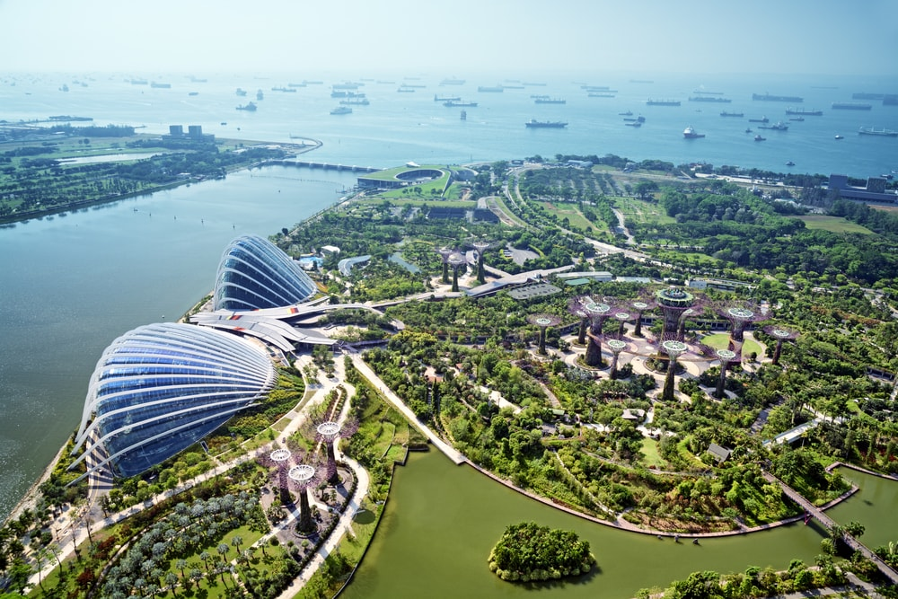 Gardens by the Bay, Singapore | © r.nagy/Shutterstock