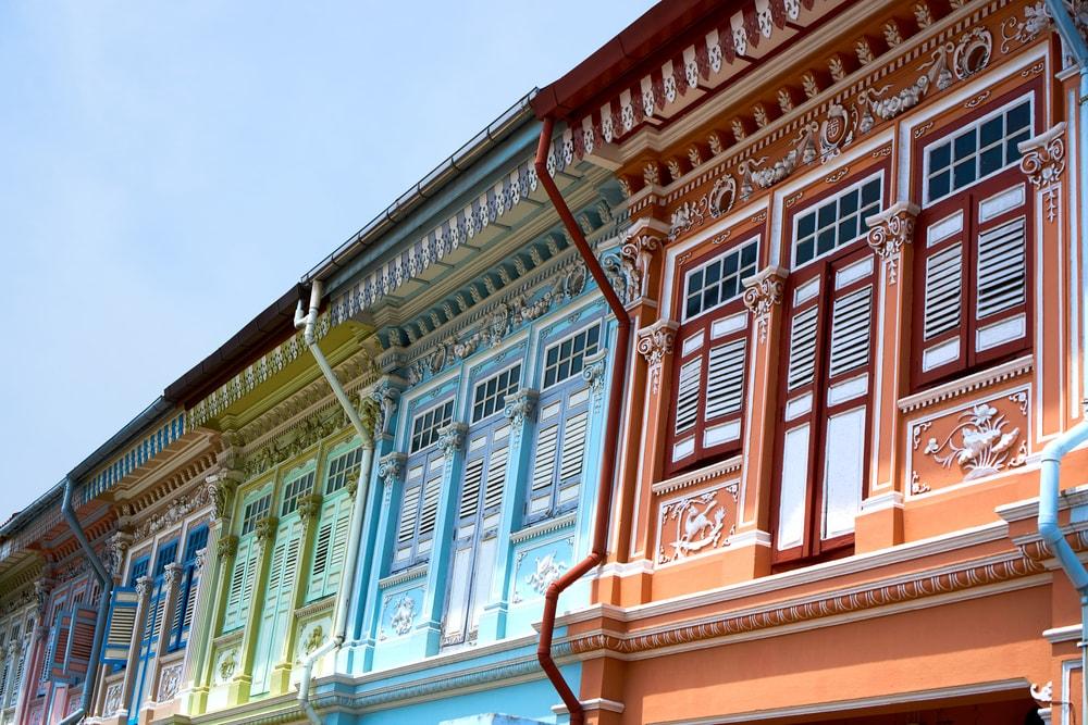 Joo Chiat Road, Singapore | © macashop / Shutterstock