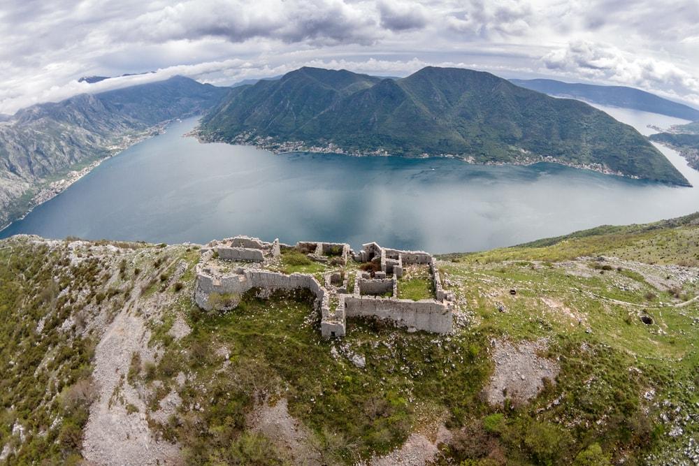 Sveti Andrija Fortress | © Alexey Koimshidi/Shutterstock