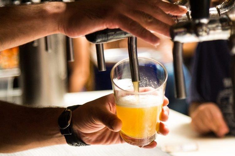 Brazilians drink beer in small glasses   Max Pixel