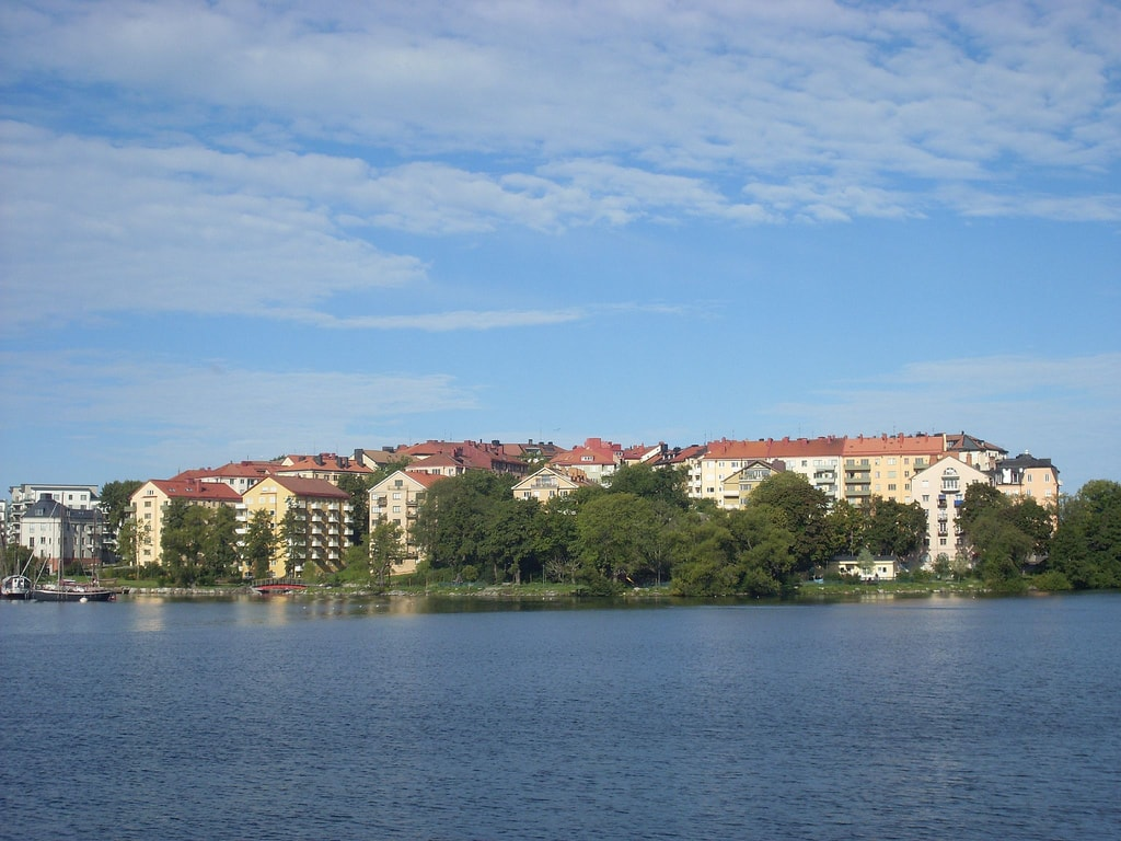 Stockholm to Birka