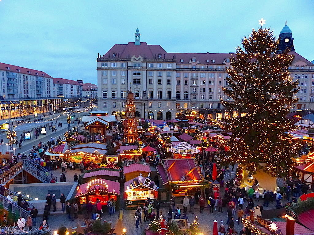 striezelmarkt dresden - When Is Christmas In Germany