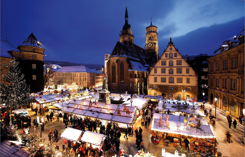 marktplatz stuttgart - Best Christmas Markets In Germany