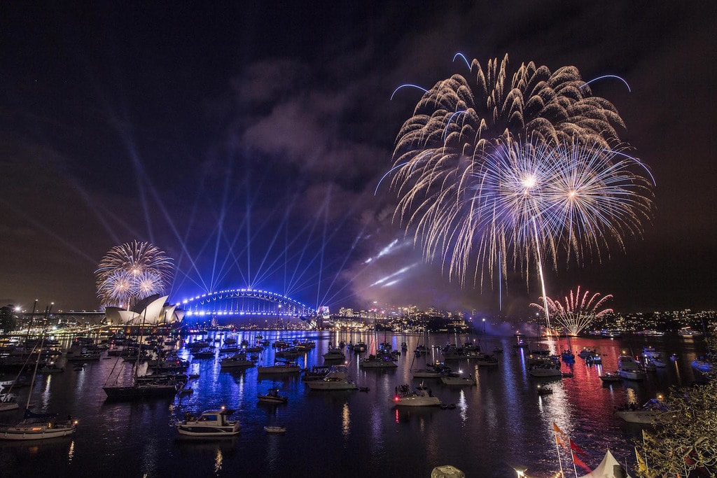 How To Celebrate New Year S Eve In Sydney