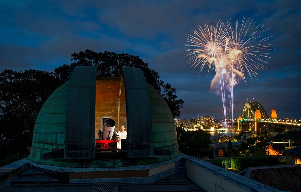 Sydney Observatory | Courtesy of MAAS