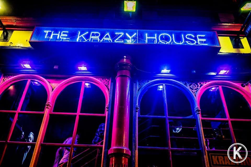 The Krazyhouse, Liverpool