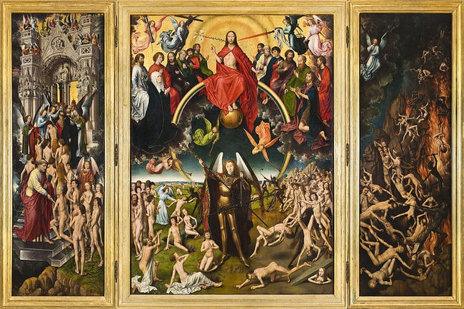 The Last Judgement Gdansk