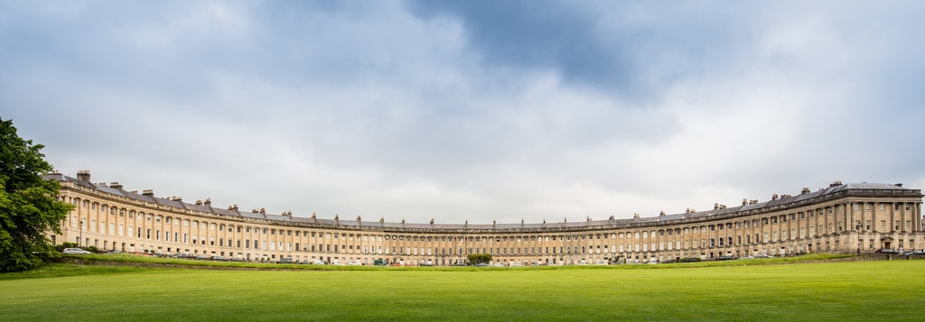 The Royal Crescent, Bath | © Michael D Beckwith/Flickr
