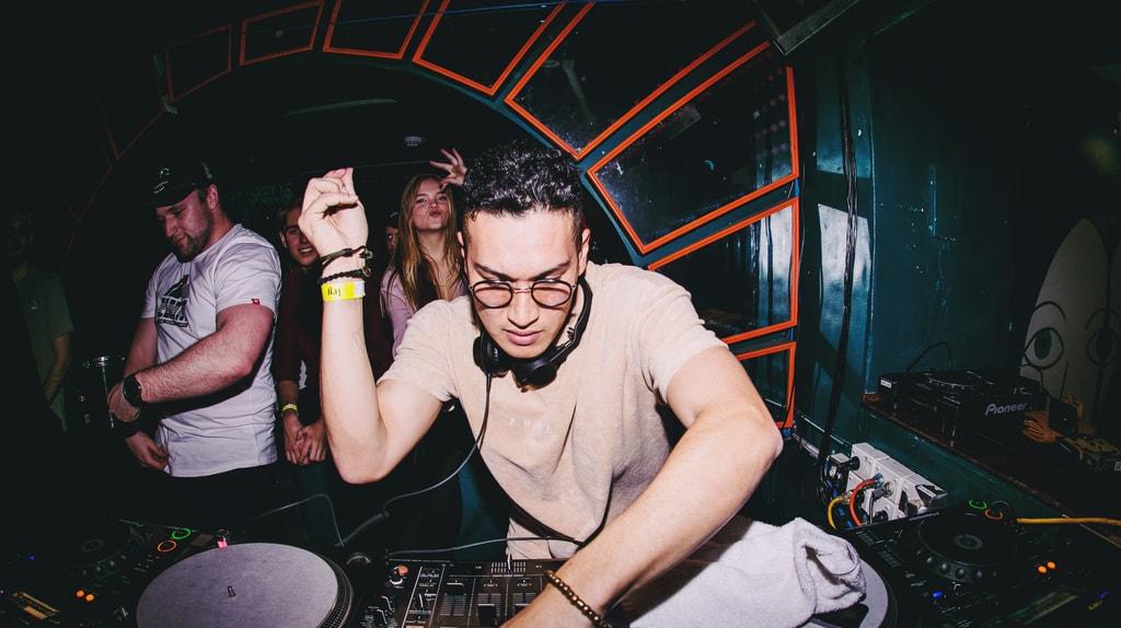 The World Bar DJ | © Jordan Munns/Courtesy of The World Bar