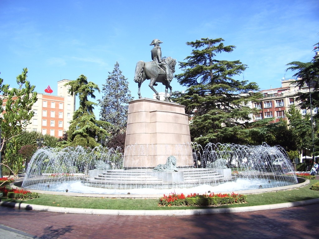 El Espolón, Logroño | ©jynus / Wikimedia Commons