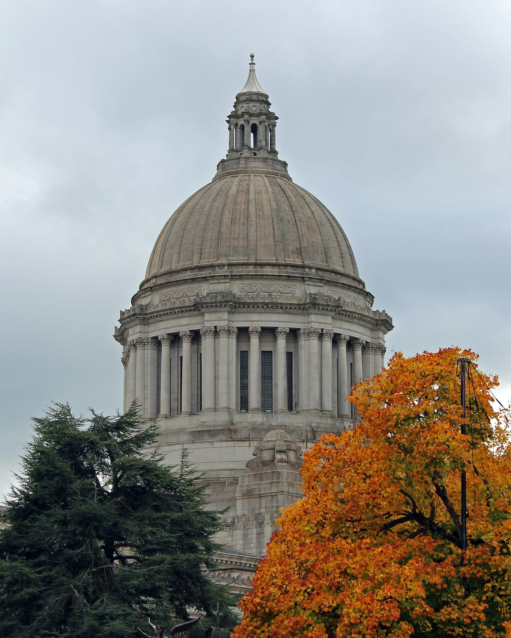 Washington State Capitol | © Ryan Quick / Flickr