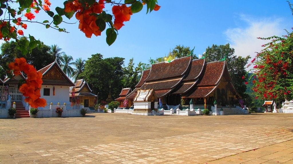 Wat Xieng Thong | © Adrien B/Pixabay