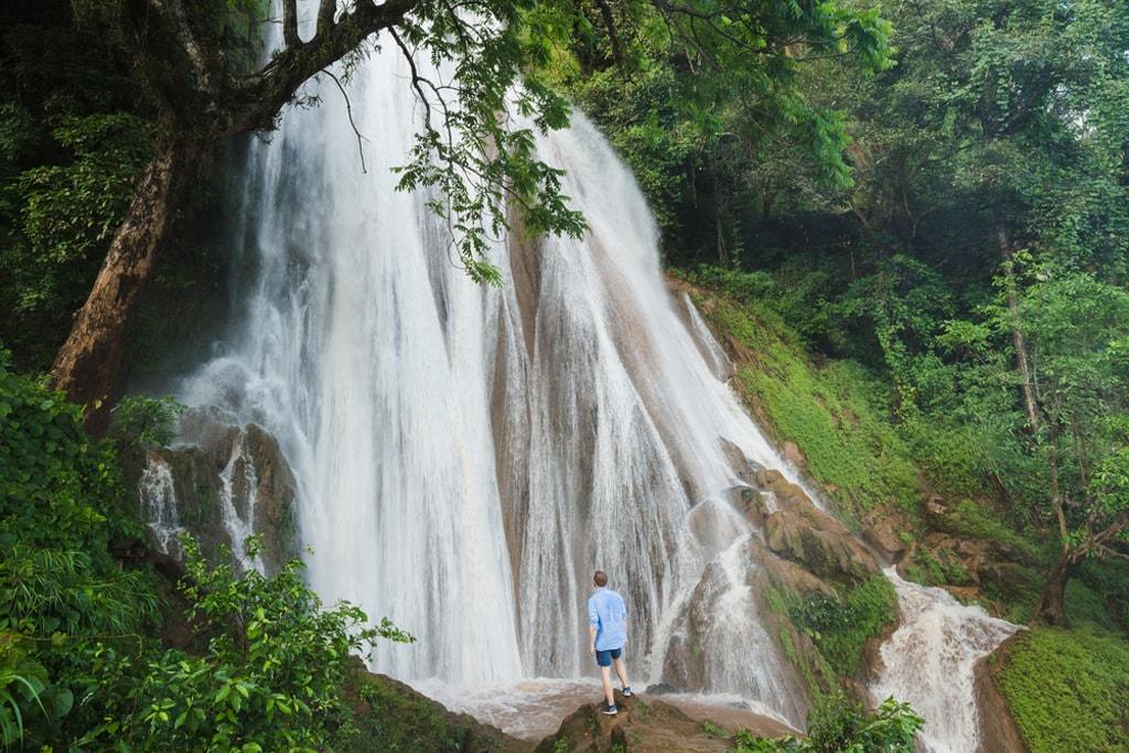 The Most Beautiful Waterfalls In Myanmar