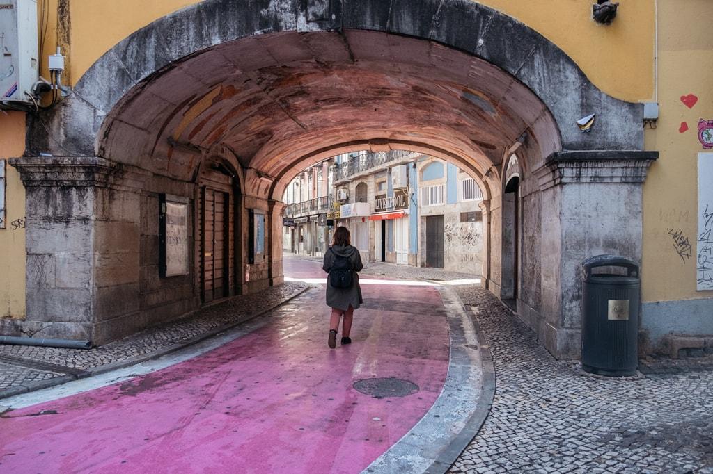 Rua Nova Do Carvalho How Lisbon S Red Light District