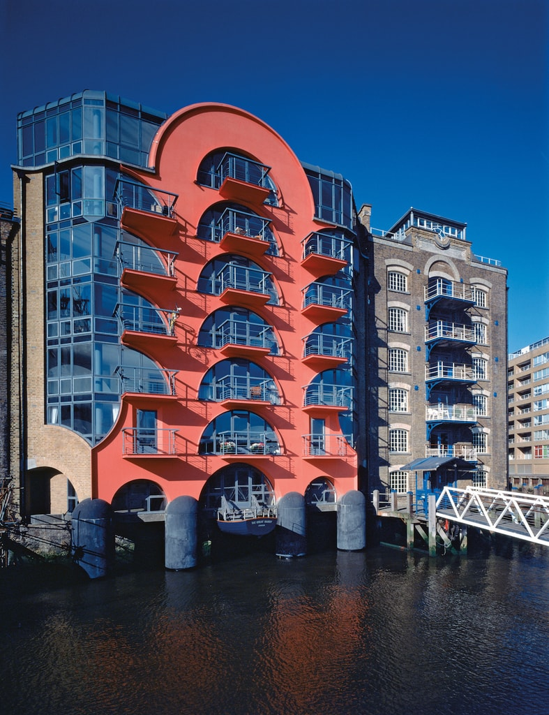 China Wharf, London
