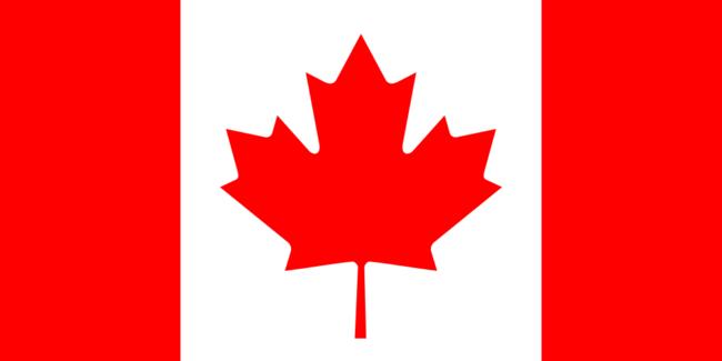 Canadian flag | © E. Pluribus Anthony / WikiCommons