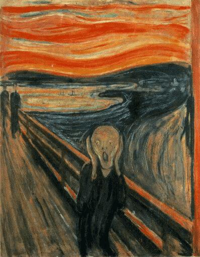 Wolfgang Beltracchi creates forgeries of high-profile art | © Edvard Munch, The Scream/Ian Burt/Flickr</a>