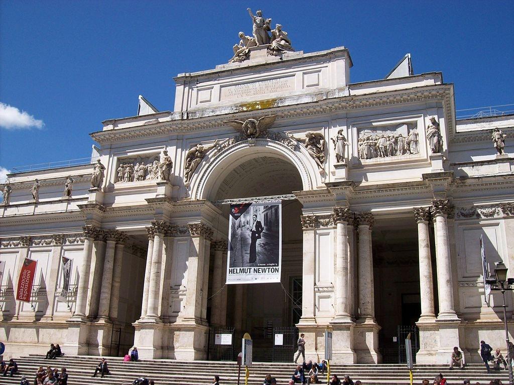 Palazzo delle Esposizioni | © Blackcat/WikiCommons