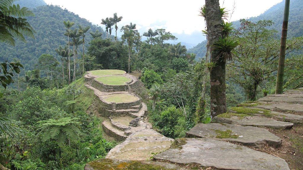 Lost city ruins of Pueblito, Colombia   © Gavin Rough/Flickr