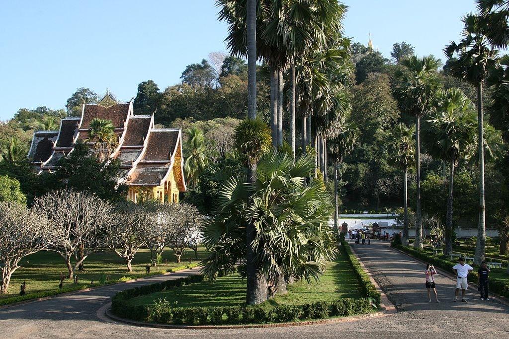 Luang Prabang Museum | © Rebeccamack/WikiCommons