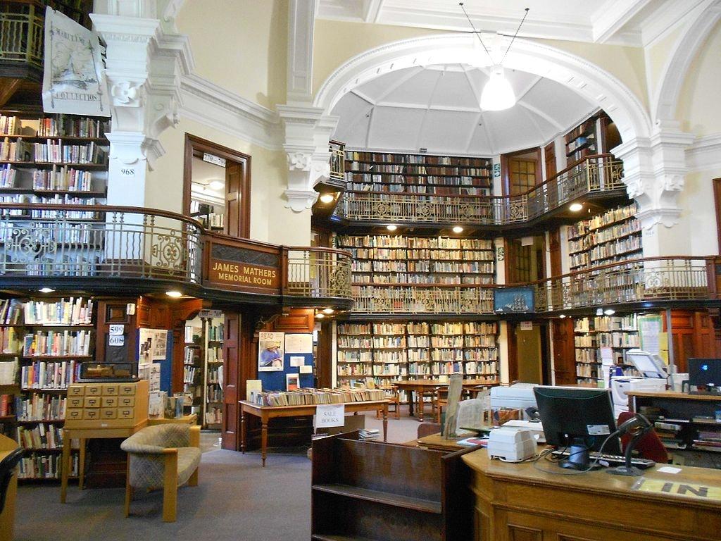 Port Elizabeth library