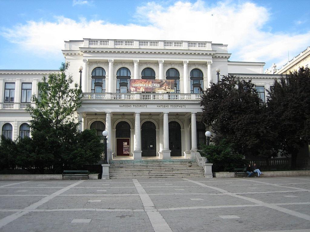 Sarajevo National Theatre | © Slein80/WikiCommons