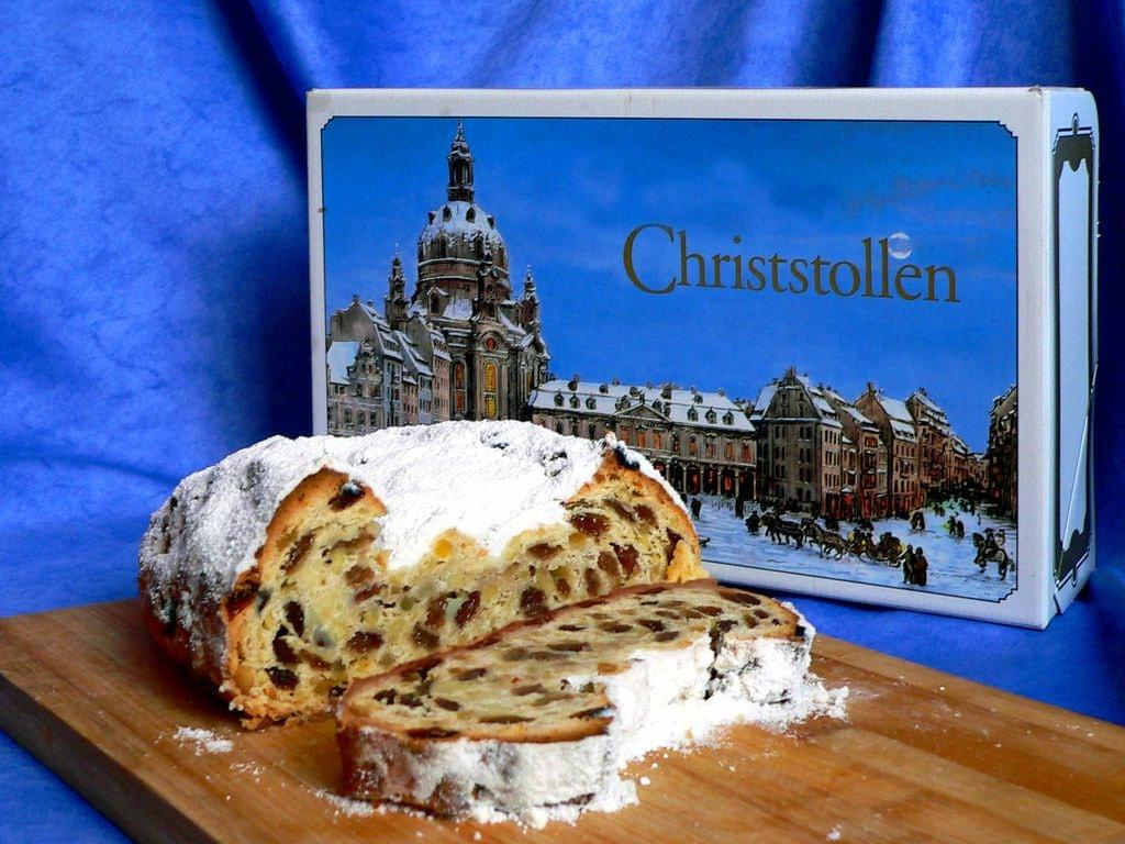 Dresden Christstollen