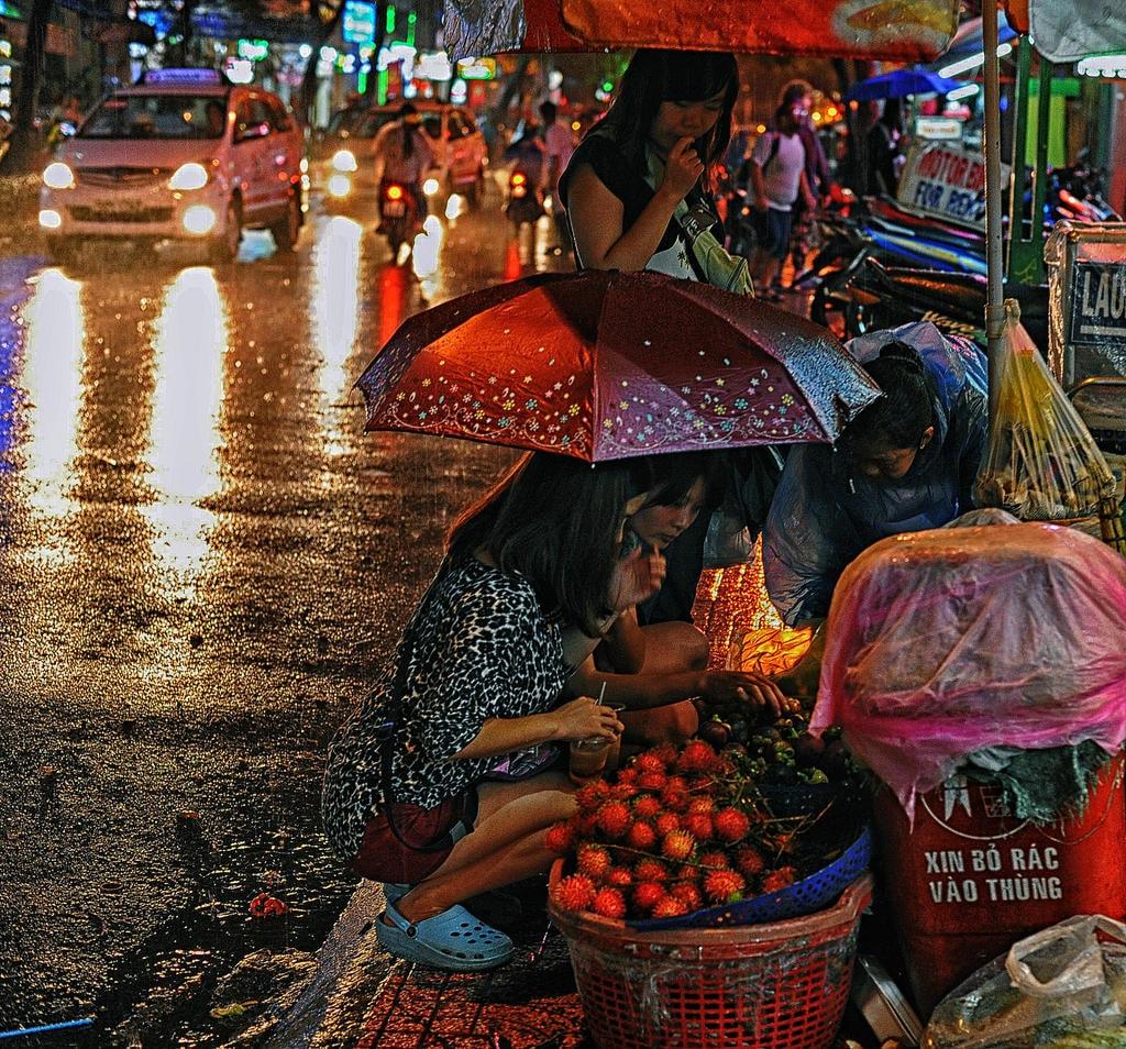 Rainy Vietnam | © M Huy Photography/Flickr