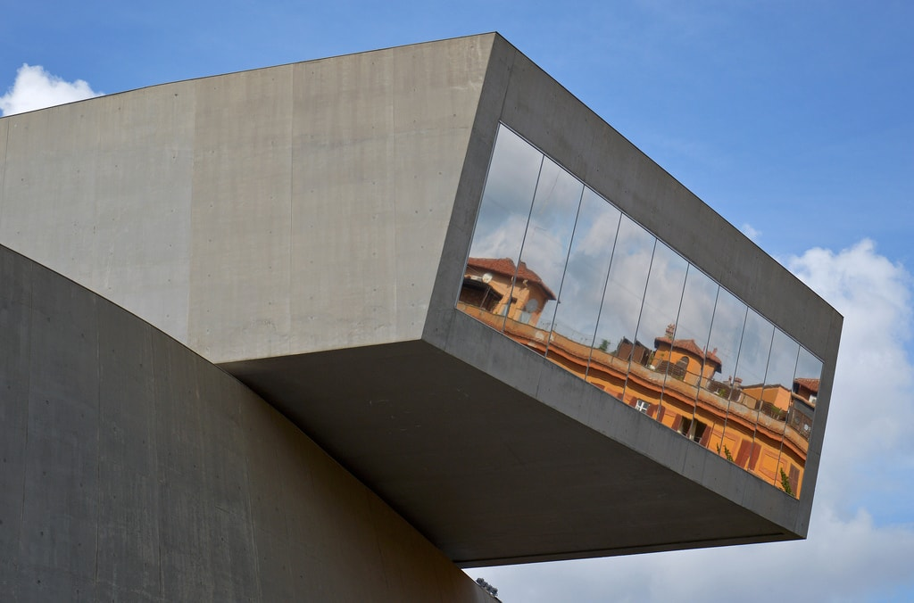 The MAXXI Museum | © Irene Grassi/Flickr