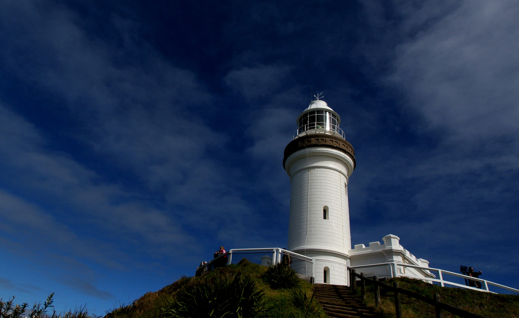 Byron Bay Lighthouse © Flickr / Bernard Spragg. NZ