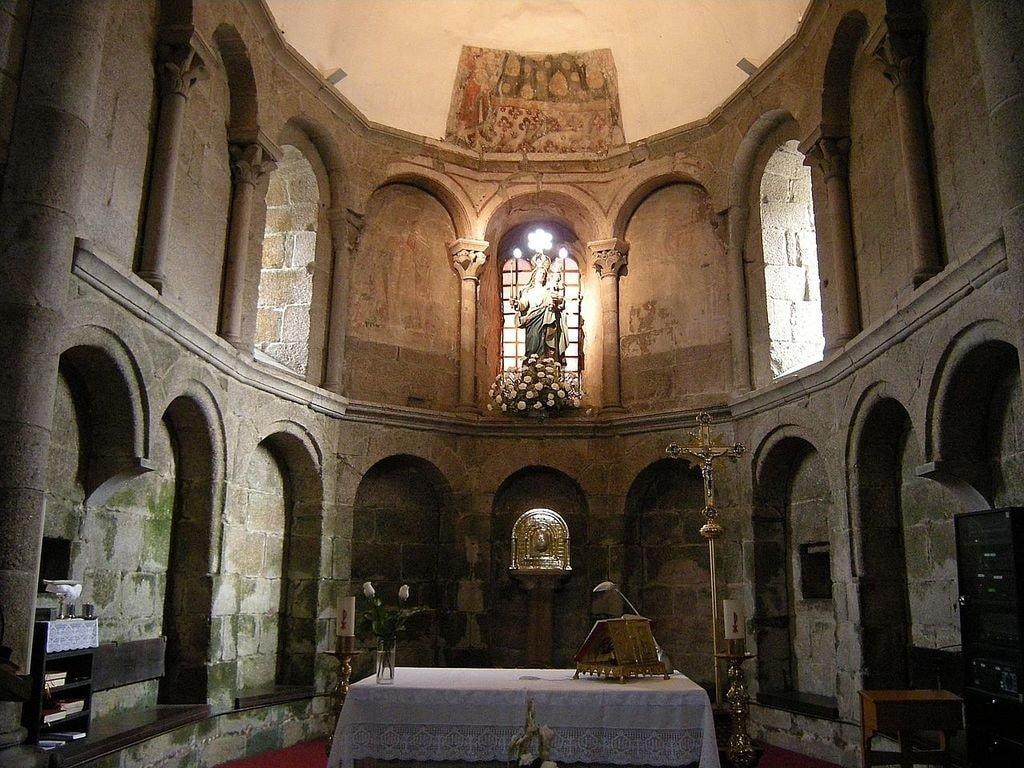 Colegiata de Santa Maria de Sar, Santiago de Compostela | ©José Antonio Gil Martínez / Flickr