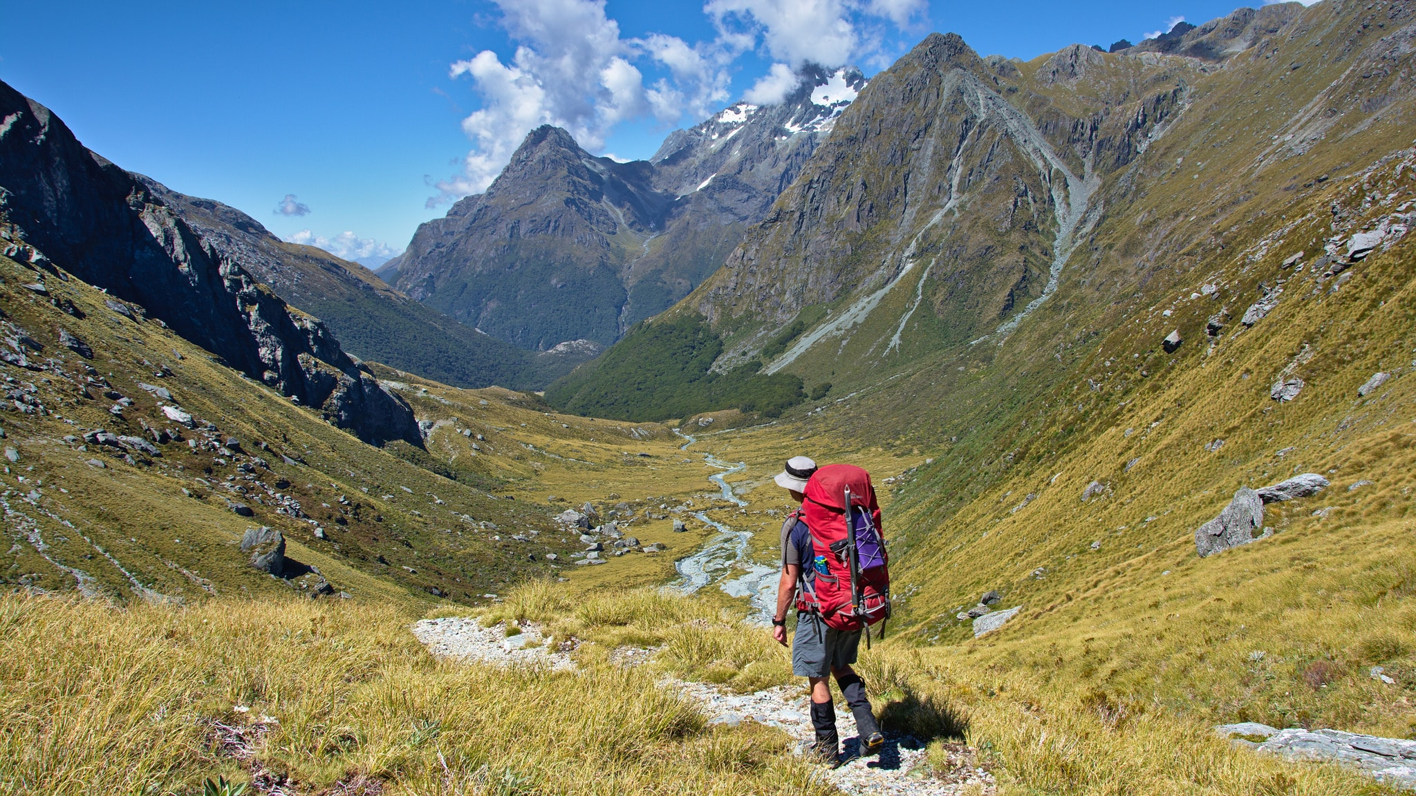 The Ultimate Backpacking Guide To New Zealand