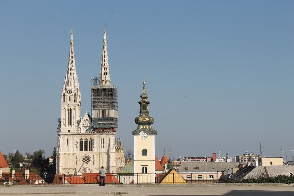 Zagreb Cathedral | © Connie/Flickr