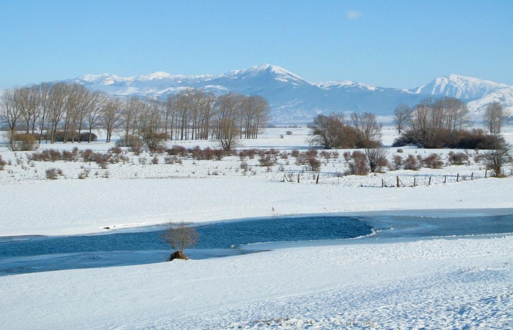 Winter landscape in Kupres, Bosnia | © evronphoto/Shutterstock