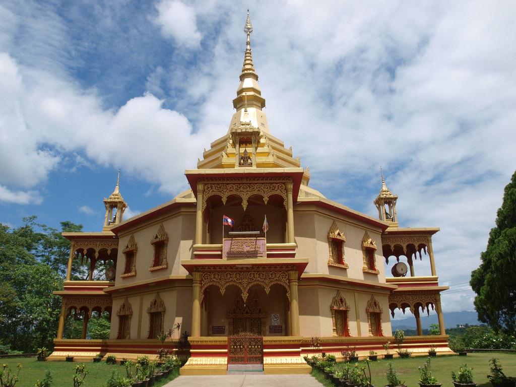 Phrathat Khong Santi Chedi | © Iwan Gabovitch/Flickr