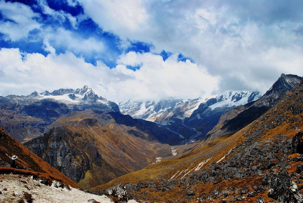 Dzongri Pass in Khangchendzonga National Park   © *snap-snap* / Flickr
