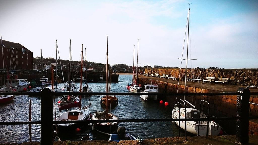North Berwick Harbour | © Karen Bryan / Flickr