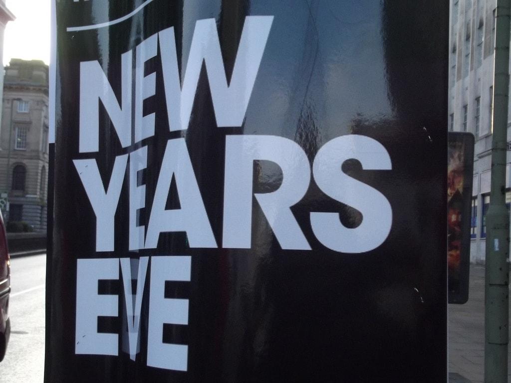 New Years Eve | © Elliott Brown / Flickr