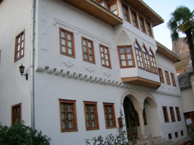 Muslibegovic House Mostar