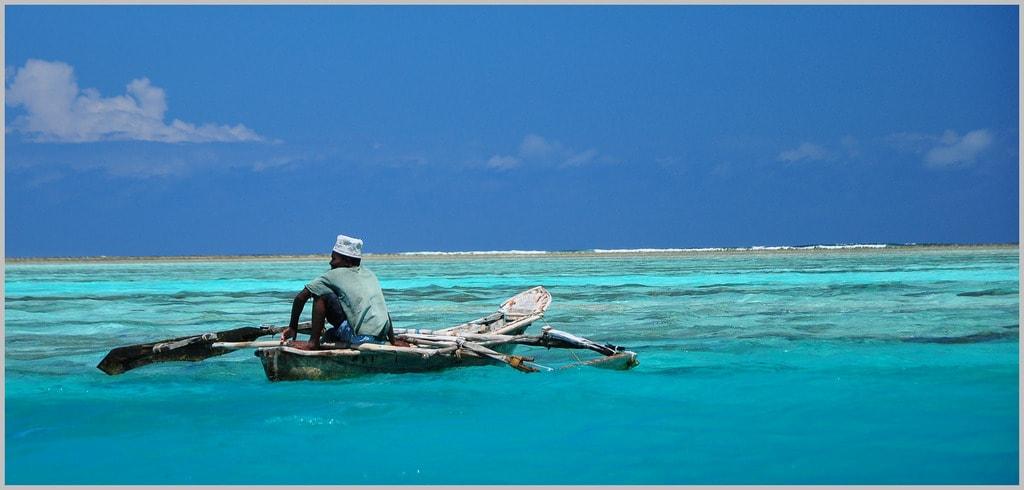 Zanzibar fisherman
