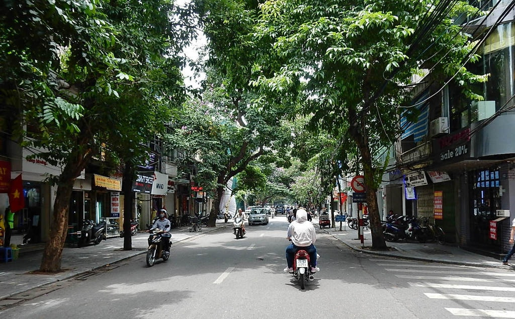 Hanoi can be hectic, but there are peaceful spots | © Michael Coghlan/Flickr