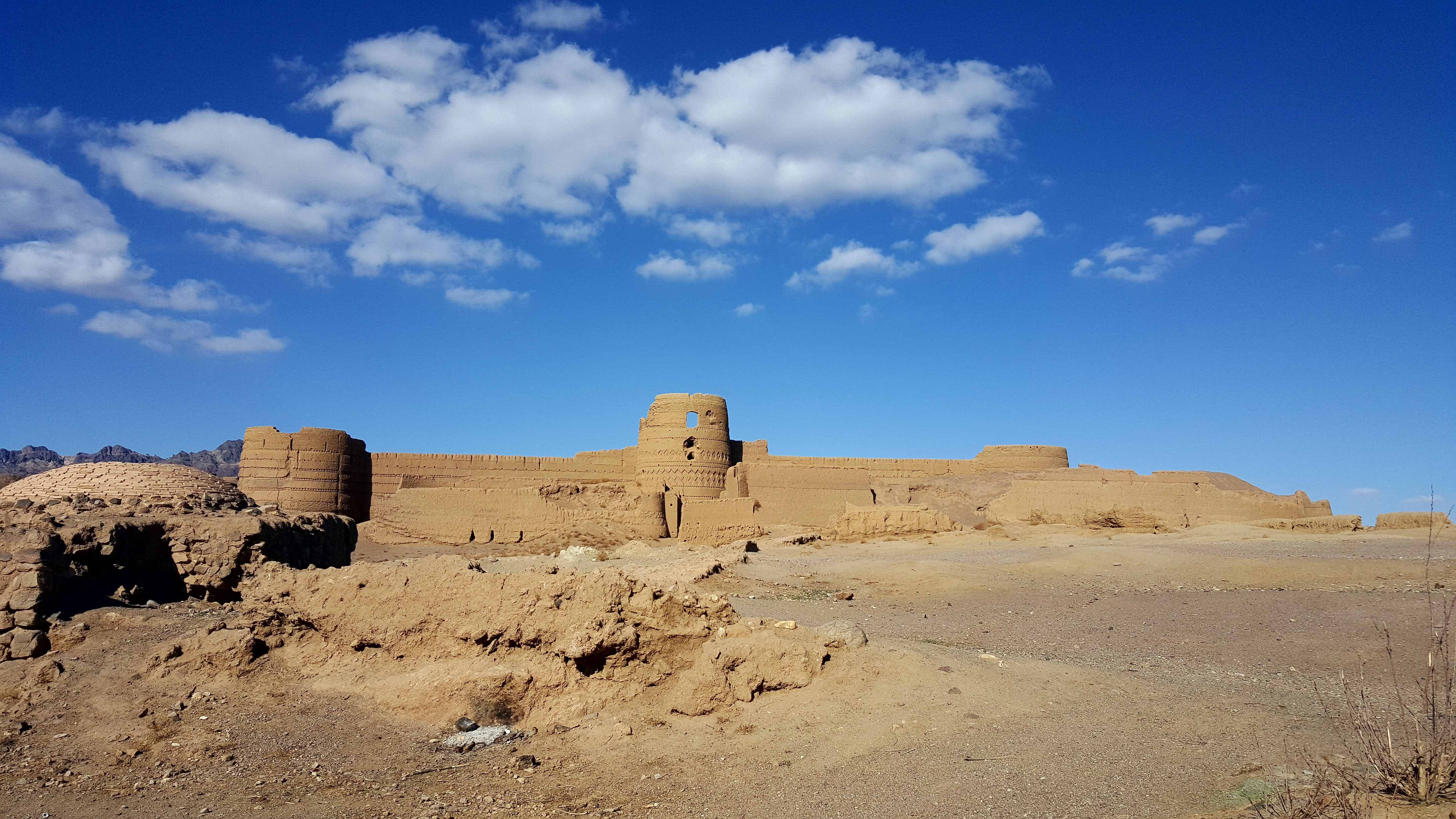 Karshahi Fortress offers a bit of Iran's forgotten history | © Pontia Fallahi