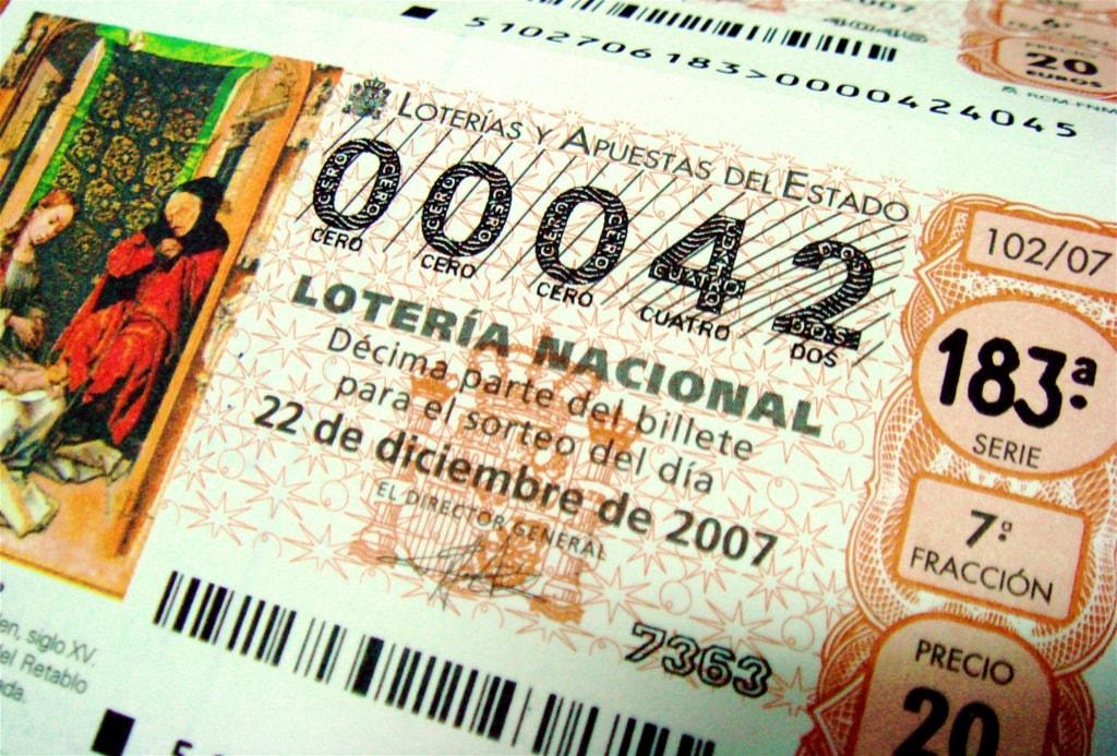 Spanish National Lottery at Christmas | ©Álvaro Ibáñez / Flickr
