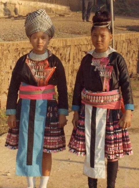 Hmong Girls | © Garry Jenkin/Flickr