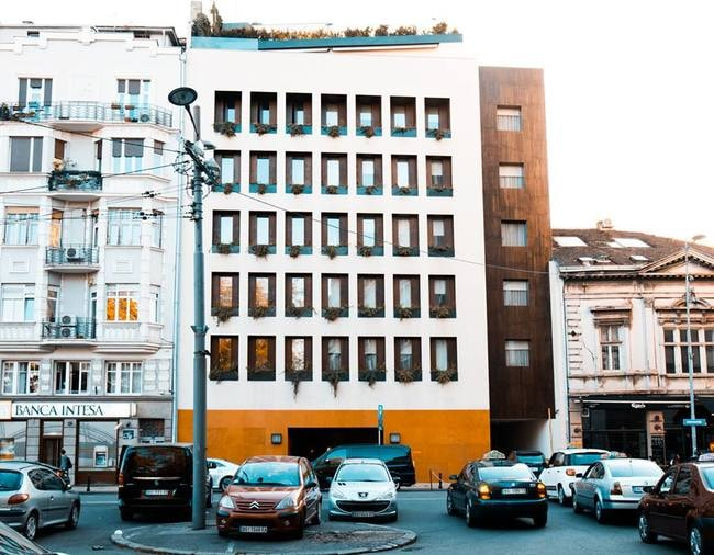Square Nine Hotel Belgrade | © Square Nine Hotel Belgrade/Facebook
