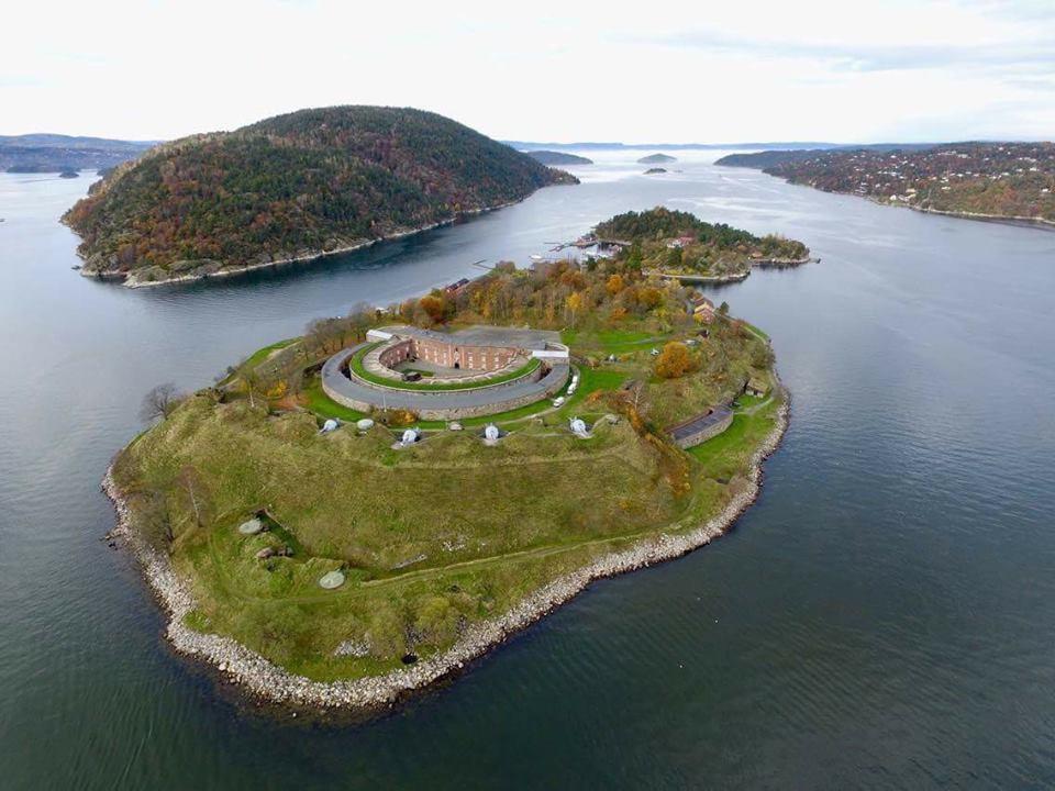 The Oscarsborg Fortress | Photo by Life Halvorsen, Courtesy of Oscarsborg Festning